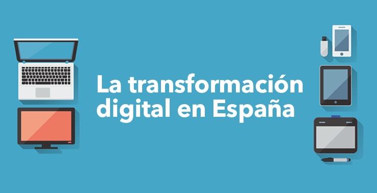 la transformación digital en España