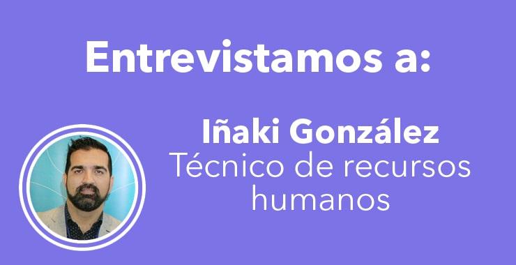 Entrevista Iñaki González