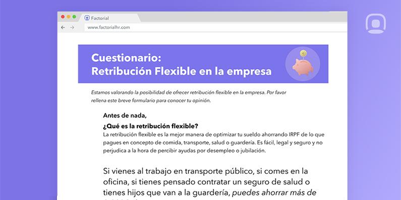Cómo implementar un plan de retribución flexible de forma eficaz