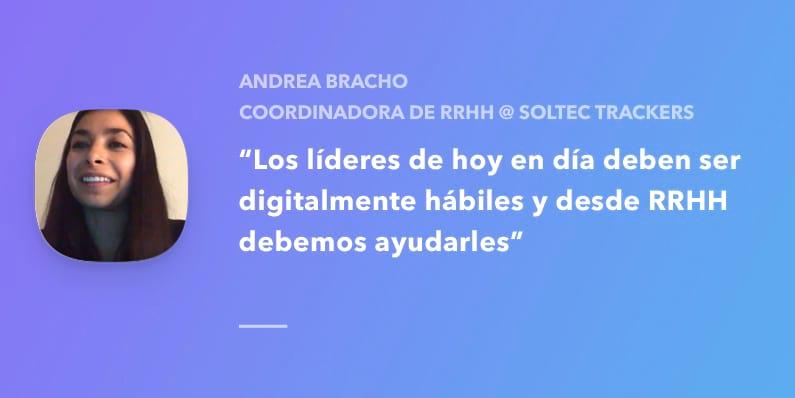 Entrevista con Andrea Bracho