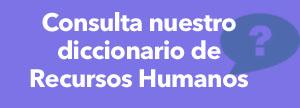 diccionario recursos humanos