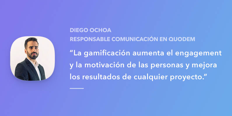 Hablamos de gamificación con Diego Ochoa, de Quogame