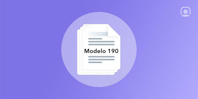 Cómo presentar telemáticamente el modelo 190