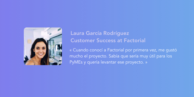 La combinación perfecta entre RRHH y Negocios: Laura de Success Team