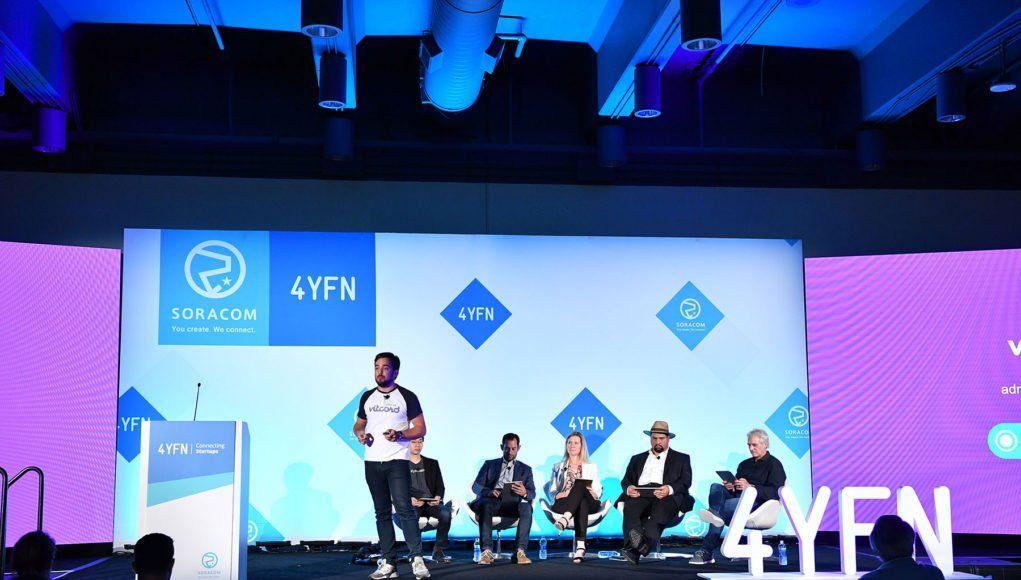 4yfn startups finalistas