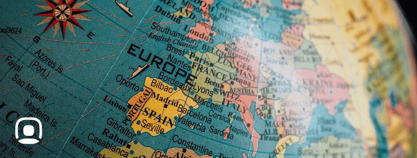 ¿Cómo es el control horario alrededor de Europa?