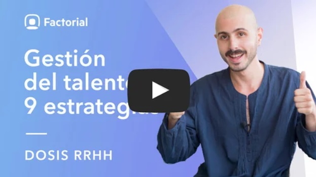 Dosis de RRHH Gestión del talento 9 estrategias