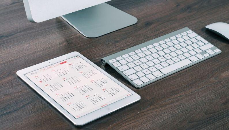 Calendario laboral y festivos Madrid 2020