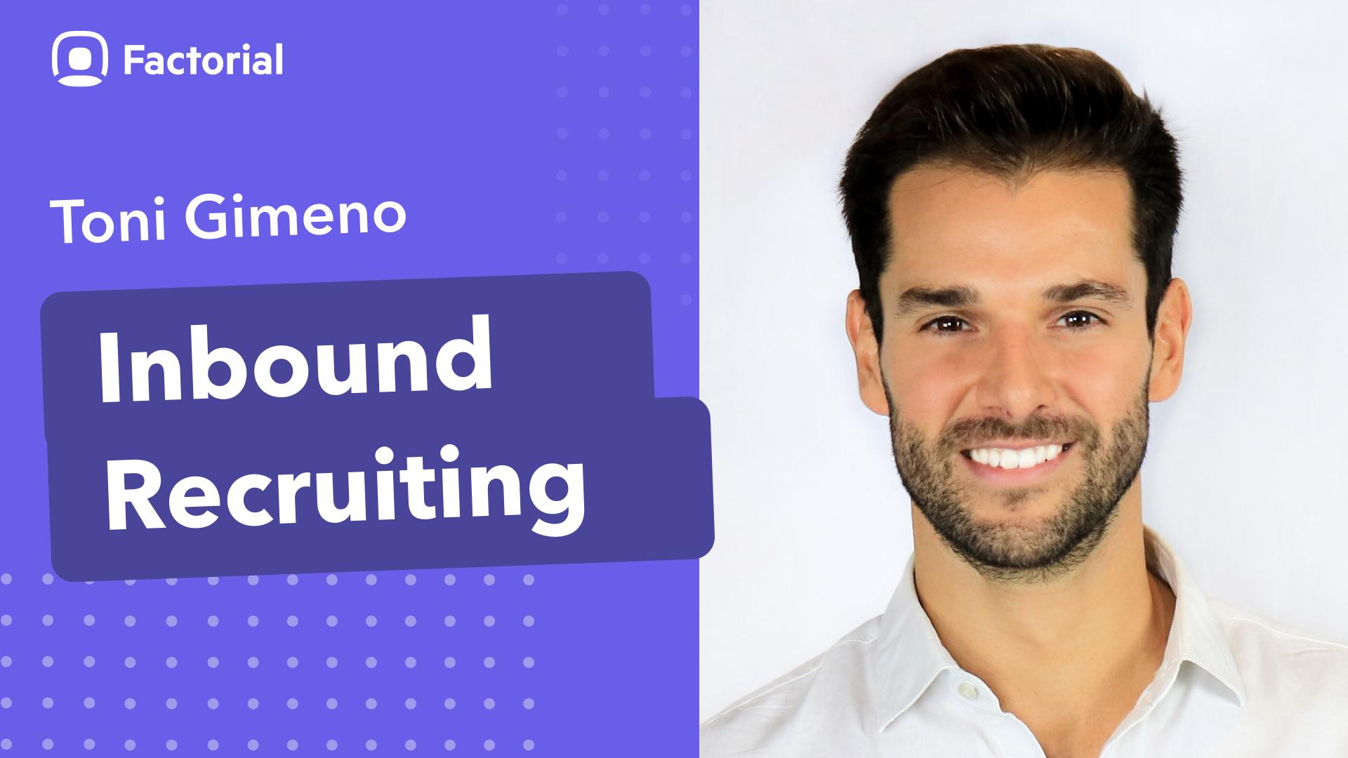 inbound recruiting