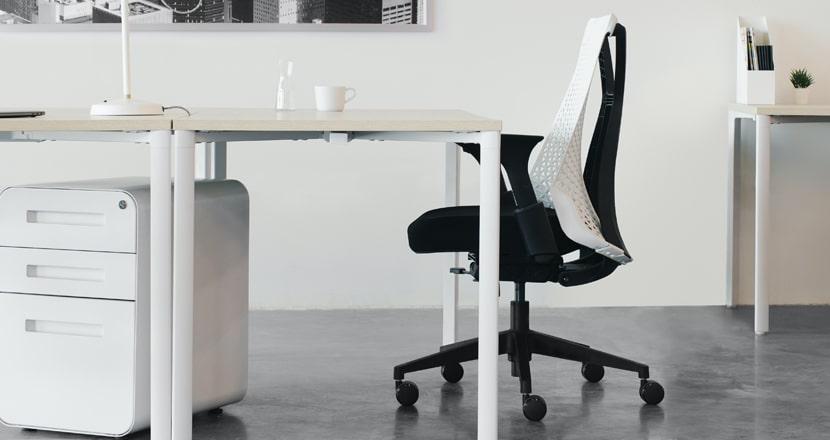 espacio de trabajo covid
