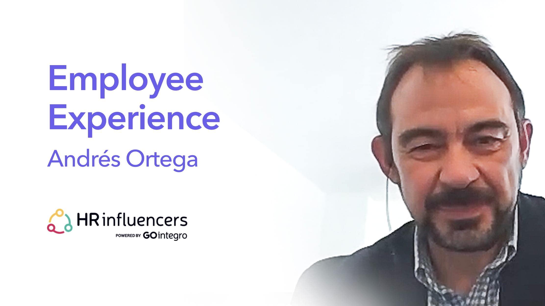 exployee experience andrés ortega
