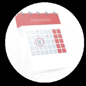 Descarga los calendarios laborables y festivos de este año