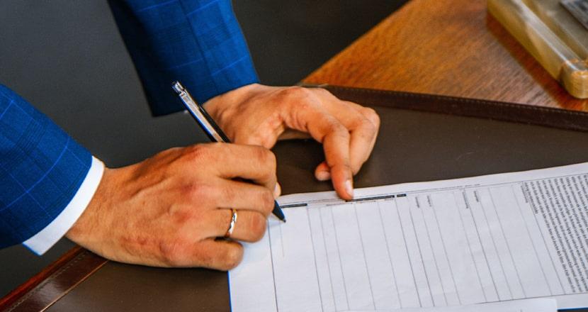 rescision de contrato